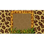 Blogger Background, Leopard