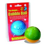 Big Doggie Babble Ball