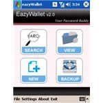 eazywallet - Best Password Manager for Windows Mobile?