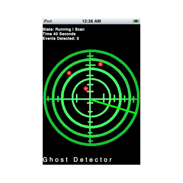 Radar Detector App >> iPhone Ghost Hunting Apps for Detecting Ghosts and Paranormal Activity