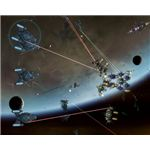 Gratuitous Space Battles Strategy - Deploy in formation