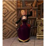 The Sims Medieval whittling 3