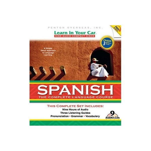 Learn Spanish in Your Car | eBay