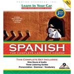 Learn In Your Car Set