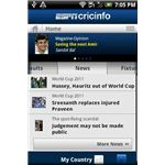 ESPN Cricinfo Stats Page