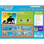 The Discovery Kids website is a great resource for younger children