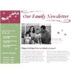 free-newsletter-snowflake