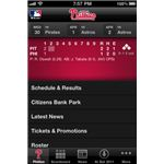 MLB.com At Bat Lite iPhone App