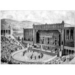 Theater of Dionysus Reconstruction