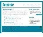 KontactR Site
