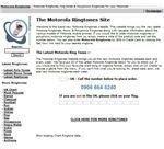 Motorola Ringtones Site