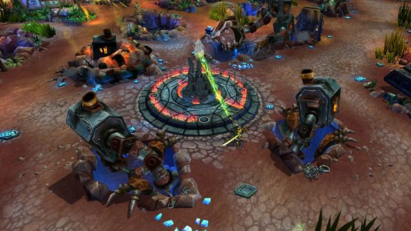 General Strategy for League of Legends: Dominion