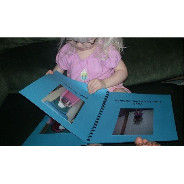 Great Books for Young Visually Impaired Children