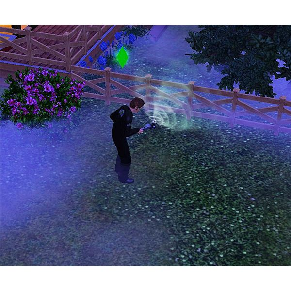 The Sims 3 Ghost Search