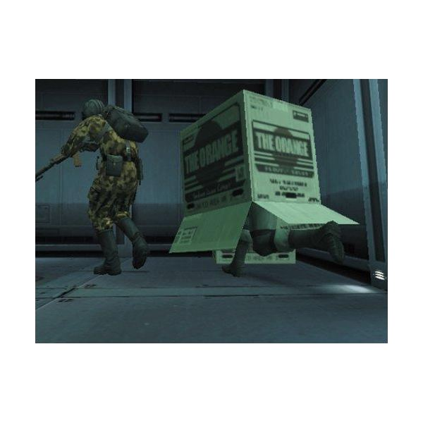 A Look At The Metal Gear Solid Box