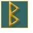 Berkano B rune