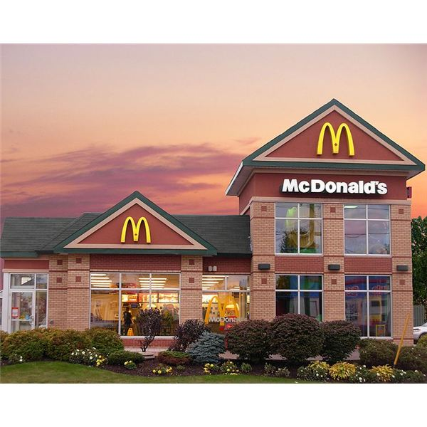 McDonalds Franchise