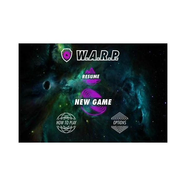Android W.A.R.P. tower defense game