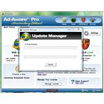 Update Manager of Ad-Aware AE