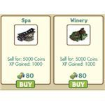 Crafting Buildings for Sale