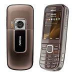 Nokia 6720 Frontside and Backside