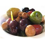 Olives Are High in Vitamin E