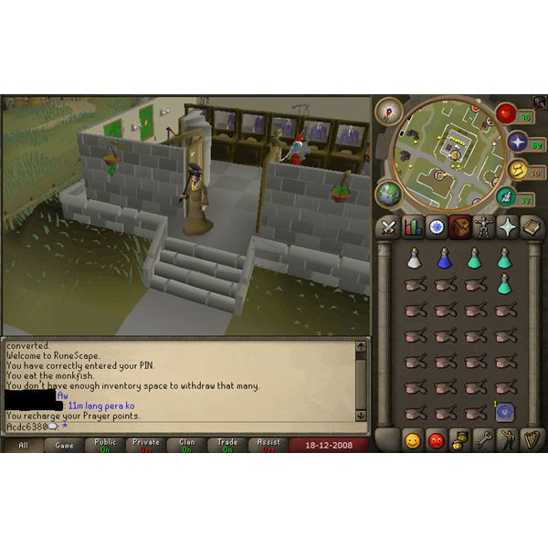 Pking Spot and Inventory 1