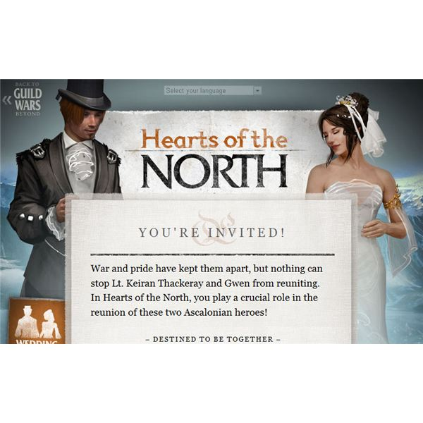 Guild Wars Hearts of the North Guide