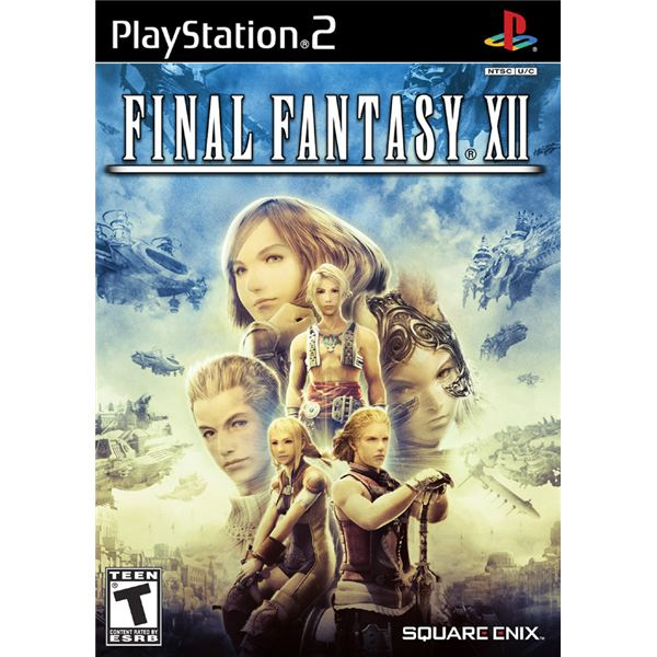 Final Fantasy XII cover