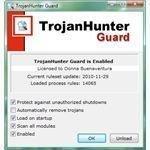 TrojanHunter Guard Settings
