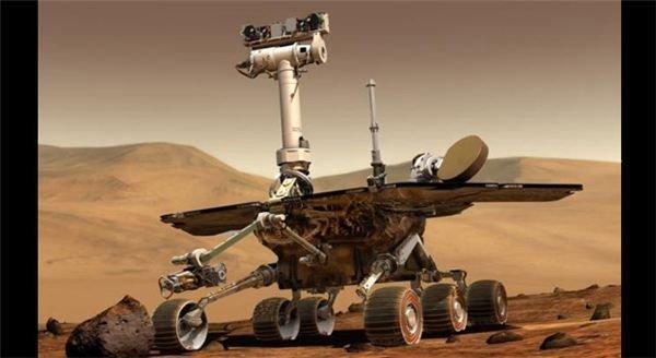 Roving Around Mars