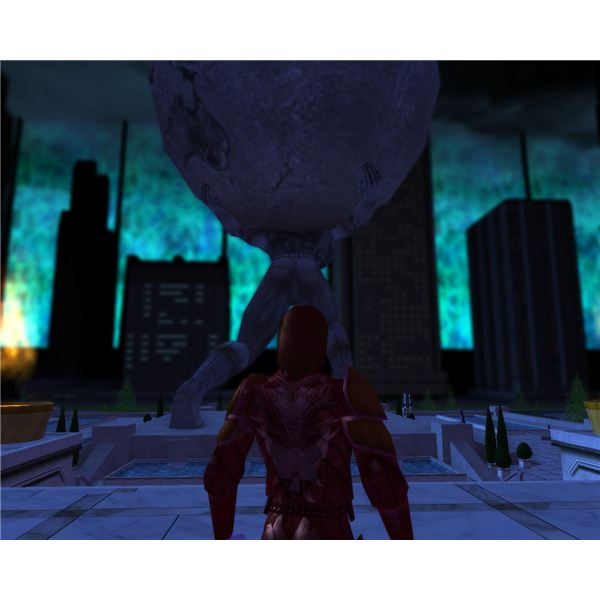 City of Heroes Issue 17 Expansion