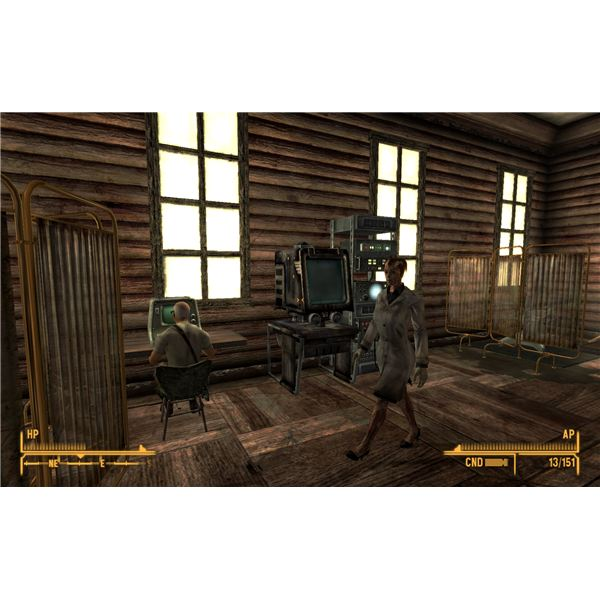 Fallout: New Vegas Walkthrough - Guess Who I Saw Today - Dr. Henry