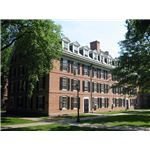 Connecticut Hall, in Yale University's Old Campus by Ragesoss/Wikimedia Commons (public domain)