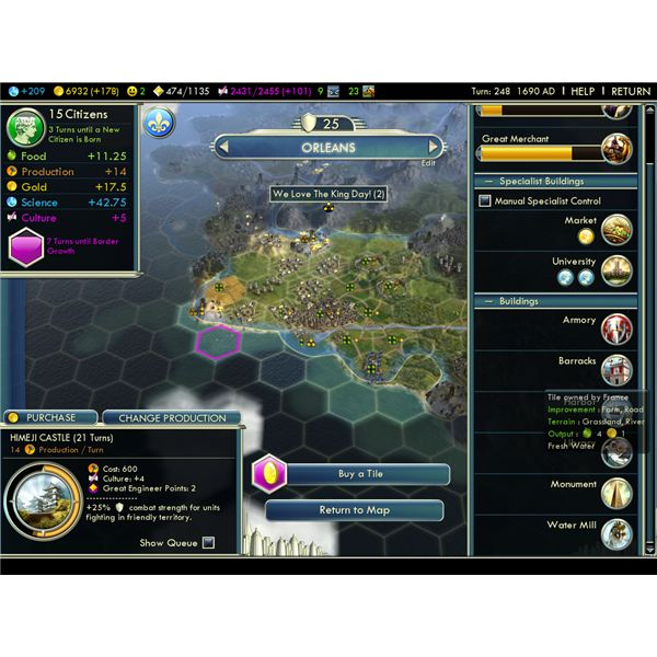 Civ 5 Cheats - How to Get an Unfair Advantage in Civilization 5