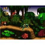 Donkey Kong Country features clever platforming in each of its levels.