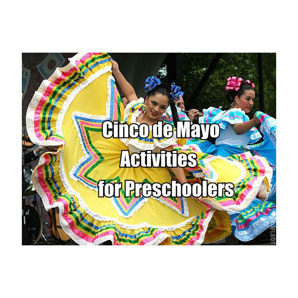 Fun Preschool Activities and Facts Celebrating Cinco de Mayo