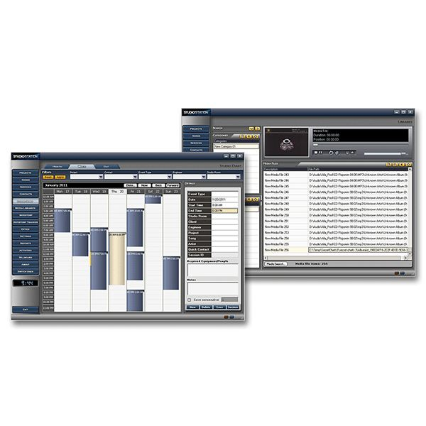 Top Five Audio Recording Studio Management Software Programs