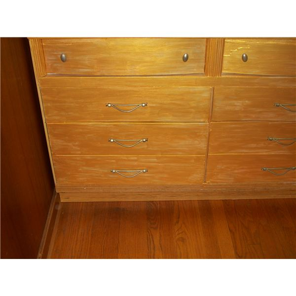 Refurbished Bedroom Dresser