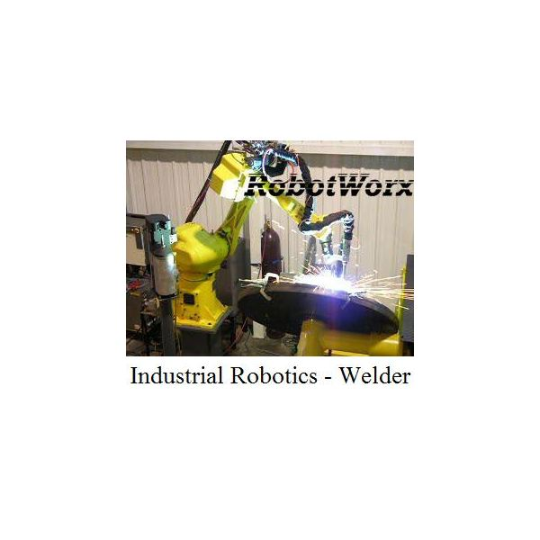 Industrial Robotics Welder