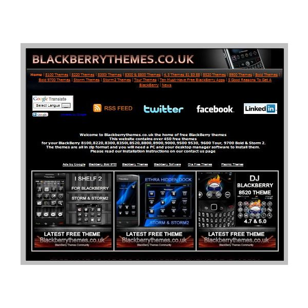 BlackberryThemes UK