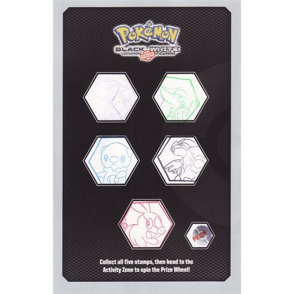 Pokemon Stamp Book