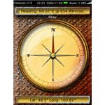 Compass - Best Blackberry Compass App