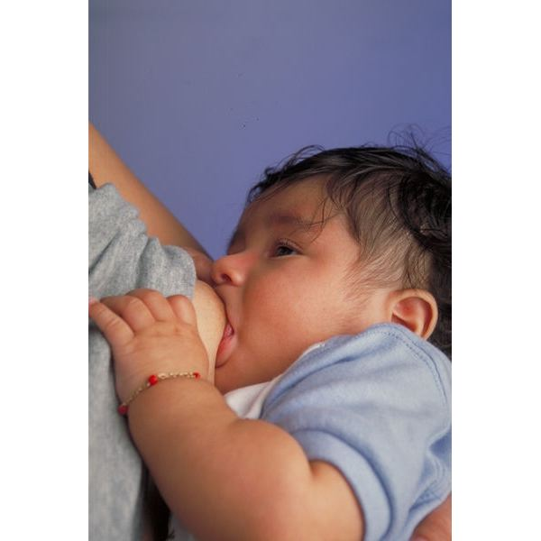 Breastfeeding - Image courtesy of the United States Department of Agriculture
