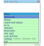 dedit text editor symbian s60