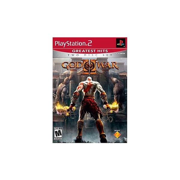 God of War 2 Walkthrough for PS2 - Facing the First Colossus Boss Battles,  Pressure Doors, Archers and Other Tidbits
