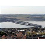 Tay Bridge from Wiki Commons by The Creator
