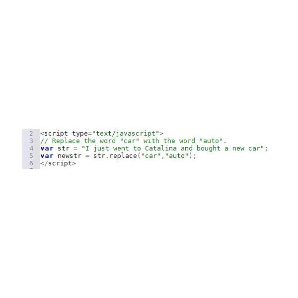 JavaScript Wildcard Replace Tutorial: Syntax & Examples
