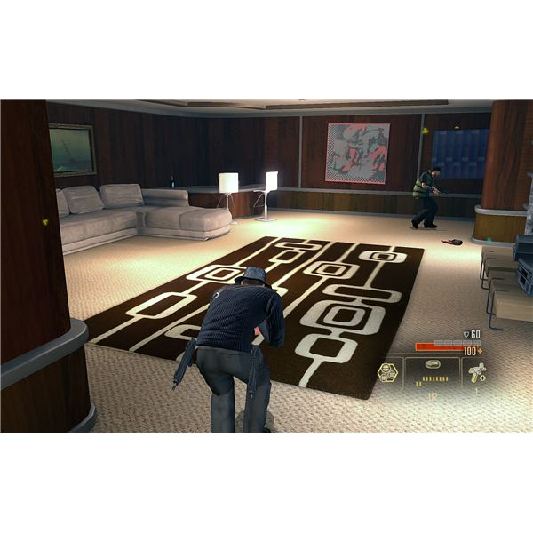 Alpha Protocol Walkthrough - Moscow: Lazo's Yacht - Sneaking Out After Killing Lazo