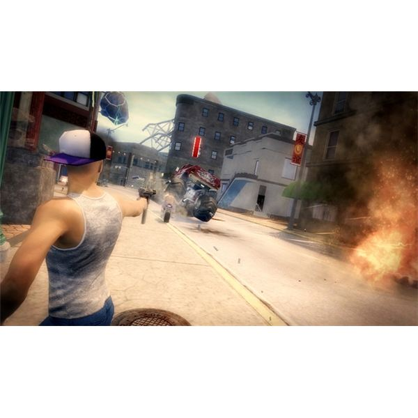 Saints Row 2 Review: Sandbox Gangster Game is no GTA Beater
